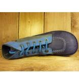 Kickers Schuhe Jeansboot Gr. 36 marine bleu blau jeans Kickers Kick Col für Erwachsene