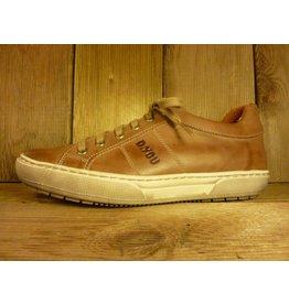 Double You Schuhe by Dessy Sneaker Sportschuhe braun aus Leder Schuhe Damen
