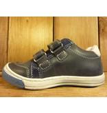 Froddo Kinderschuhe Sportschuhe Sneaker blau aus echtem Leder mit Lederfussbett herausnehmbar auch für Einlagen