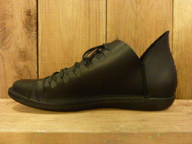 Loints of Holland Hallbschuhe Schnürschuhe und extra dickes und weiches Leder mit Wechselfussbett