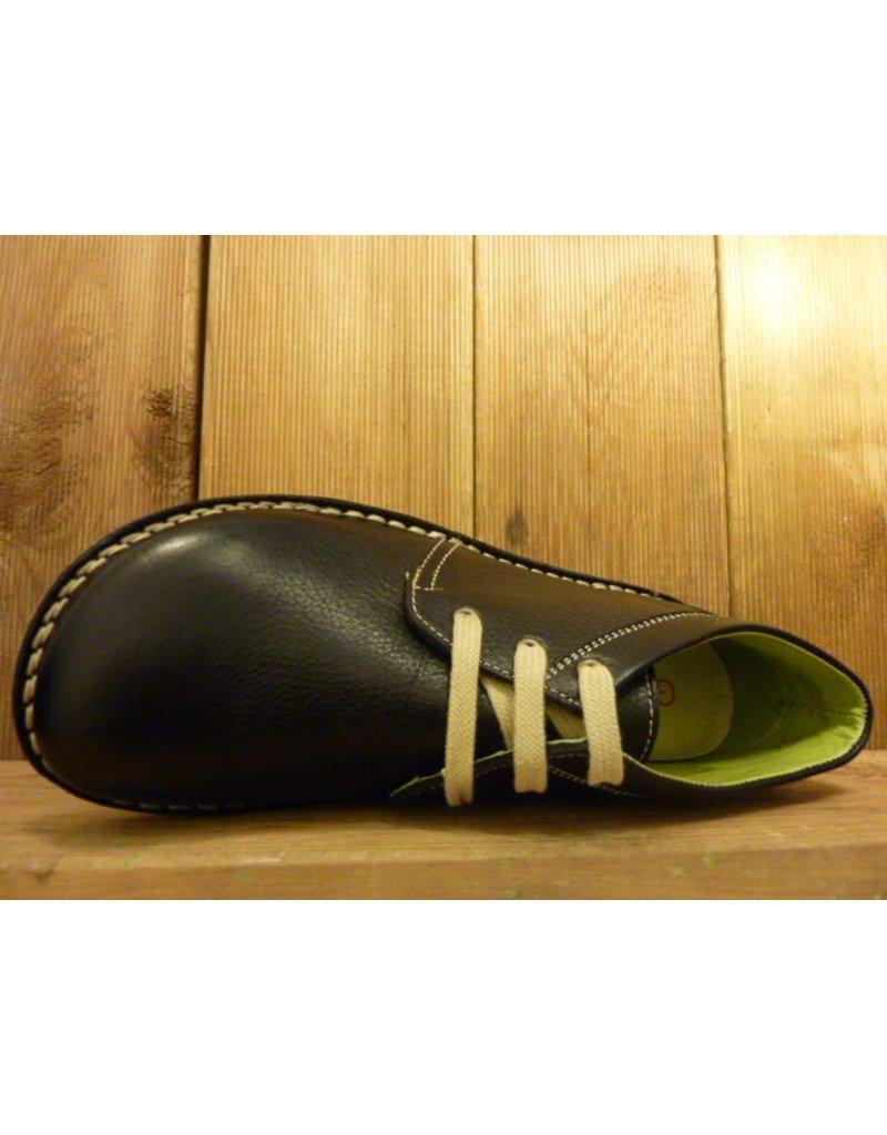 Grünbein Schuhe Boots schwarz zwiegenäht herausnehmbare Sohle