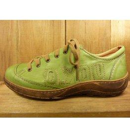 Double You Schuhe by Dessy Schuhe grün mit pflanzlich gegerbtem Lederfutter für Damen oder Herren