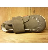 Kickers Schuhe Schuhe für Laufanfänger Bilou grau gris mit rutschfester Sohle