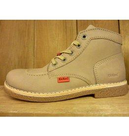 Kickers Schuhe Boots Legendik gris grau Schürschuhe