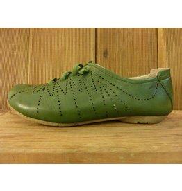 Josef Seibel Schuhe Halbschuhe Fiona grün mit Wechselfussbett für Einlagen Schuhe Damen
