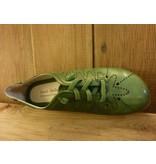 Josef Seibel Schuhe Halbschuhe Fiona grün Wechselfussbett für Einlagen Schuhe Damen