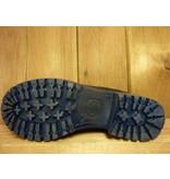 Lazamani Schuhe Stiefeletten schwarz bleu Chelsea Plateauabsatz