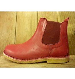 Jolins Schuhe Roter Boot Kaz pflanzliche Gerbung echte Kreppsohle
