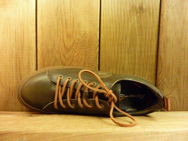 AMBITIOUS Schuhe Sneaker Sportschuh Herren braun Wechselfussbett