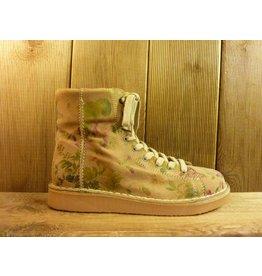 Grünbein Schuhe Boots Louis Flower ll Beige