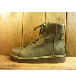 Grünbein Schuhe Schnürboots Louis grün