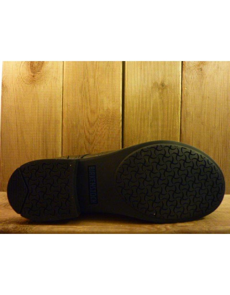 Schwarze stiefeletten mit budapester muster shoes4us for Schwarze tapete mit muster