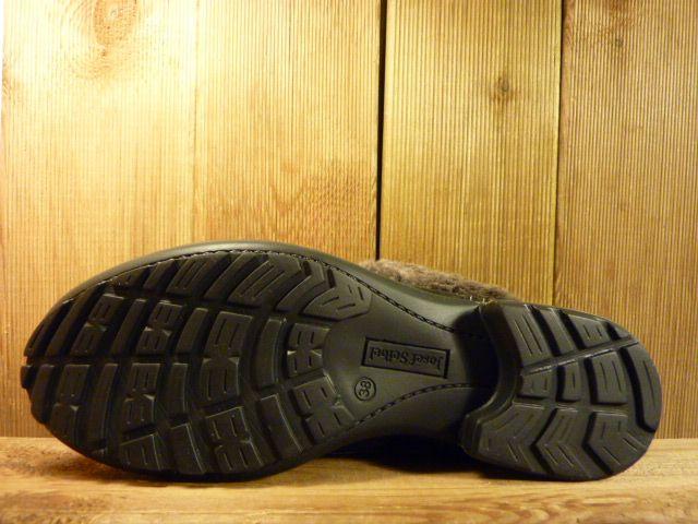 Josef Seibel Schuhe Josef Seibel titan anthrazit Stiefelette Sandra mit Warmfutter, verlängerbarer Schaft, Schnürung und Standard-Blockabsatz