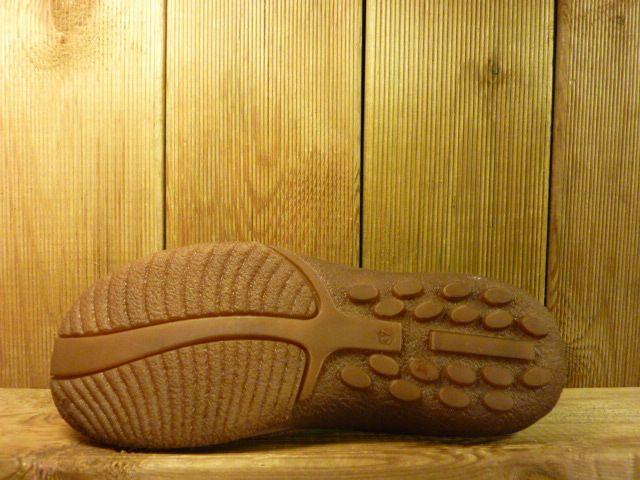 Double You Schuhe by Dessy Halbhohe Schuhezum Schnüren aus Leder in Grün und Braun mit Reißverschluss, Wechselfußbett und Gummisohle - Copy