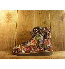 Grünbein Schuhe Boots Louis Butterfly bunt