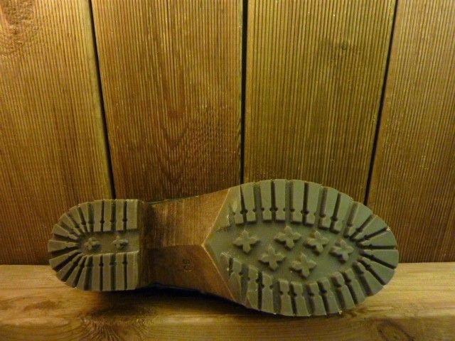 Grünbein Schuhe Clogstiefel Karola Schwarz mit robuster Echtholzsohle geeignet für Einlagen