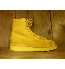 Grünbein Schuhe Boots Louis Gelb auch für Einlagen