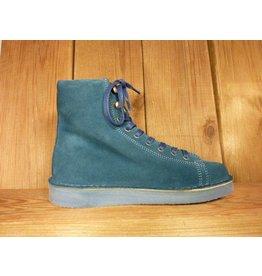 Grünbein Schuhe Boots Louis Blau auch für Einlagen