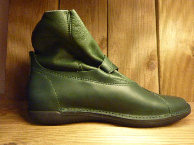 Loints of Holland Grüne Stiefelette Loints of Holland  68468