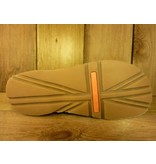 Billy Rock Schuhe Boots BOB Graffiti auch für Einlagen zwiegenähter Lederschuh