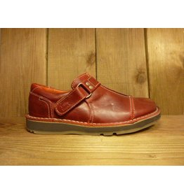 Billy Rock Schuhe Billy Rock  - Roter Halbschuh Ted