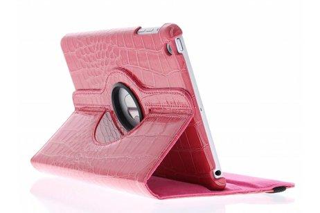 360° draaibare krokodil tablethoes voor de iPad Mini / 2 / 3