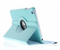 360° draaibare krokodil tablethoes iPad Mini / 2 / 3