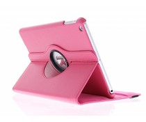 Fuchsia 360° draaibare hoes iPad Air