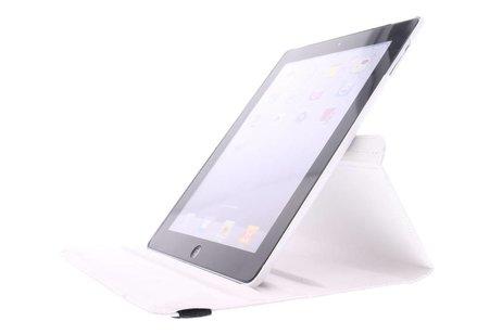 360° draaibare krokodil tablethoes voor de iPad 2 / 3 / 4