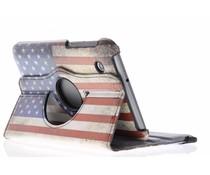 360° draaibare design hoes Samsung Galaxy Tab 2 7.0