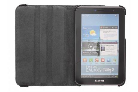Samsung Galaxy Tab 2 7.0 hoesje - 360° draaibare tablethoes met