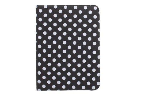 Samsung Galaxy Tab 3 10.1 hoesje - Zwart 360° draaibare tablethoes