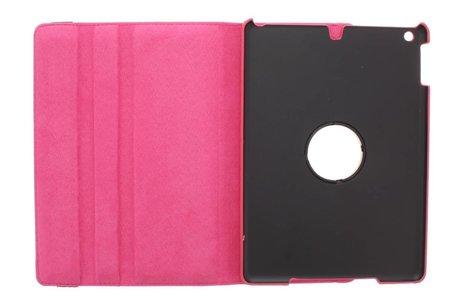 iPad Air hoesje - 360° draaibare hoes met