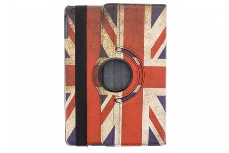 iPad Air hoesje - 360° draaibare Britse vlag