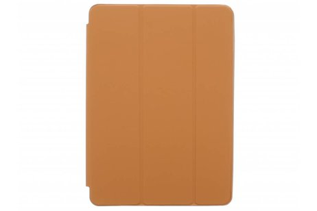iPad Air hoesje - Bruine luxe Book Cover