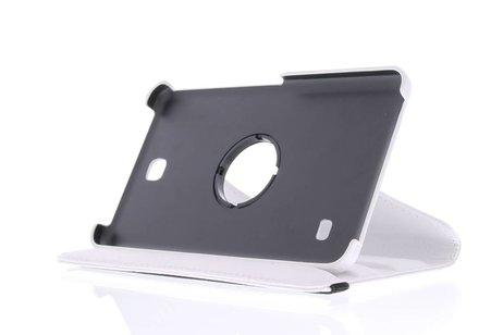 Samsung Galaxy Tab 4 7.0 hoesje - 360° draaibare krokodil tablethoes