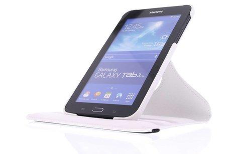 Samsung Galaxy Tab 3 Lite 7.0 hoesje - 360° draaibare krokodil tablethoes