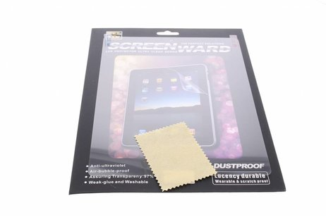 Anti-fingerprint screenprotector voor de Samsung Galaxy Tab S 8.4