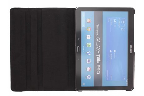 Samsung Galaxy Tab Pro 10.1 hoesje - 360° draaibare krokodil tablethoes