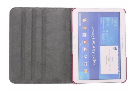 Samsung Galaxy Tab 4 10.1 hoesje - 360° draaibare chevron design