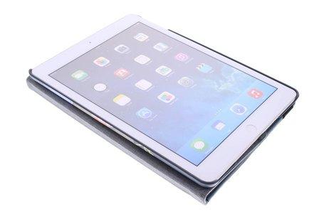 iPad Air hoesje - 360° draaibare vogel design
