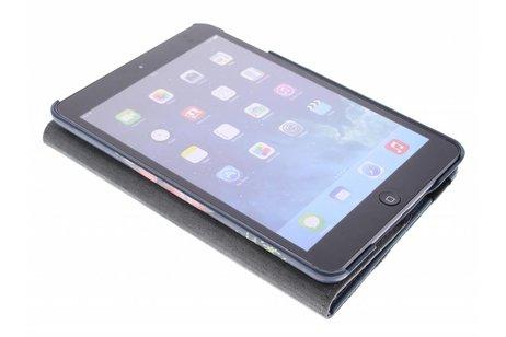 360º draaibare vogel design tablethoes voor de iPad Mini / 2 / 3