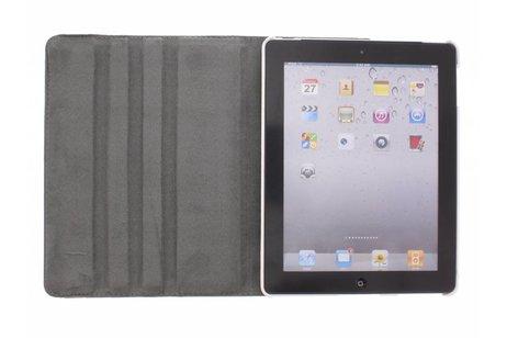 360° draaibare aztec design tablethoes voor de iPad 2 / 3 / 4