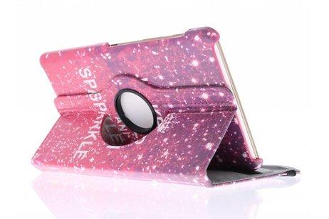 Samsung Galaxy Tab S 8.4 hoesje - 360º draaibare Keep Calm