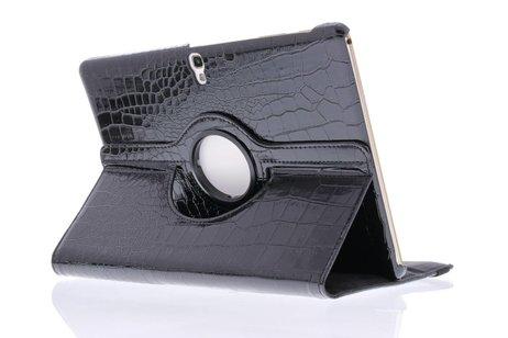 Samsung Galaxy Tab S 10.5 hoesje - 360° draaibare krokodil tablethoes
