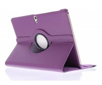 Paars 360° draaibare tablethoes Samsung Galaxy Tab S 10.5