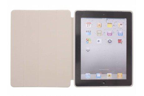 Beige Luxe Book Cover voor de iPad 2 / 3 / 4