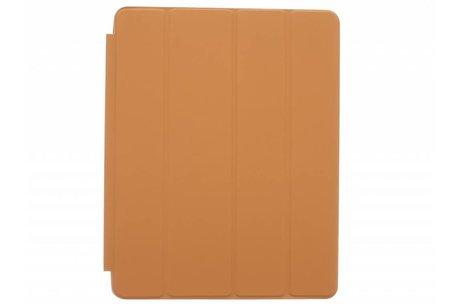 Bruine Luxe Book Cover voor de iPad 2 / 3 / 4
