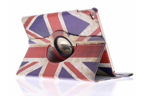 iPad Air 2 hoesje - 360° draaibare Britse vlag