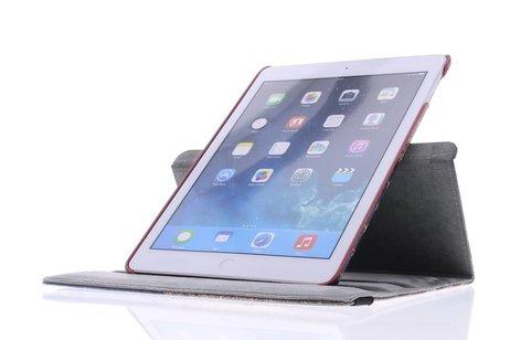 iPad Air hoesje - 360° draaibare Amerikaanse vlag